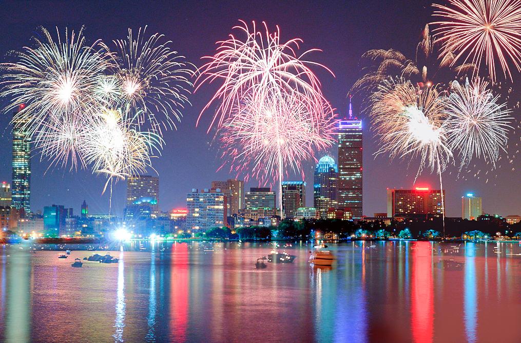 The Boston Pops Fireworks Spectacular / TheBostonCalendar.com